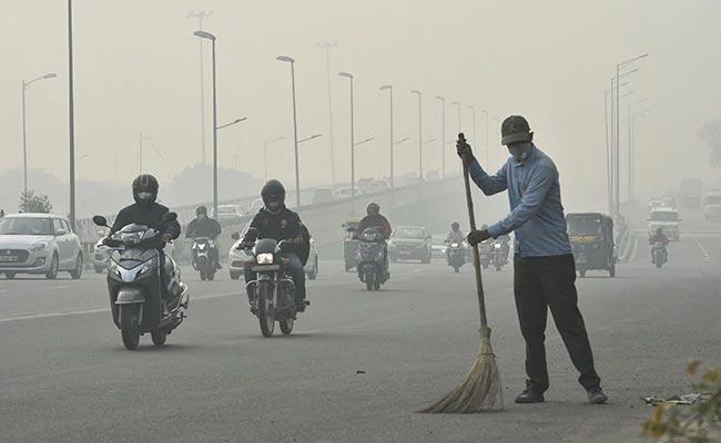Supreme Court On Delhi's Pollution