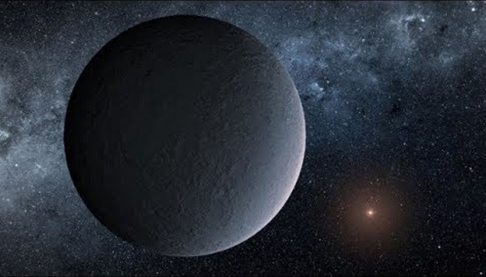 The coldest planet