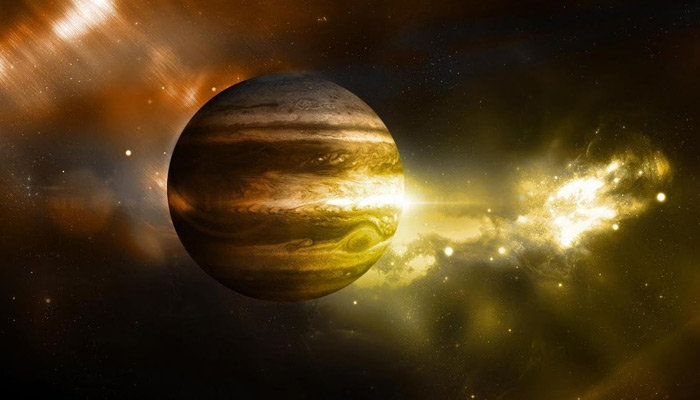 The oldest planet