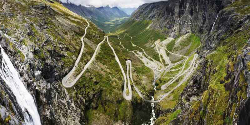 Trollstigen, Most Dangerous Roads In The World
