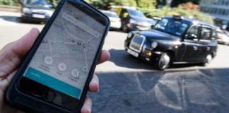 Uber will not operate in London