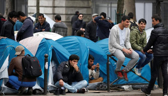 Undocumented Migrants in France