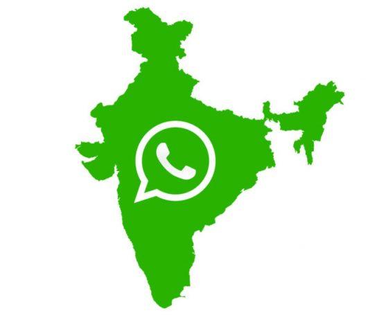 WhatsApp in India