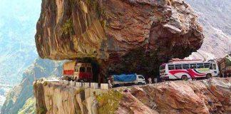 World Dangerous Roads