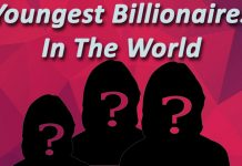 Youngest Billionaires In World