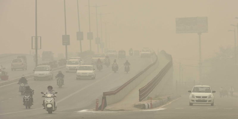 delhi most polluted city in the world