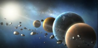 extreme planets in space