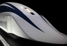 fastest train in the world