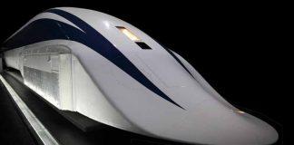 fastest train in the world