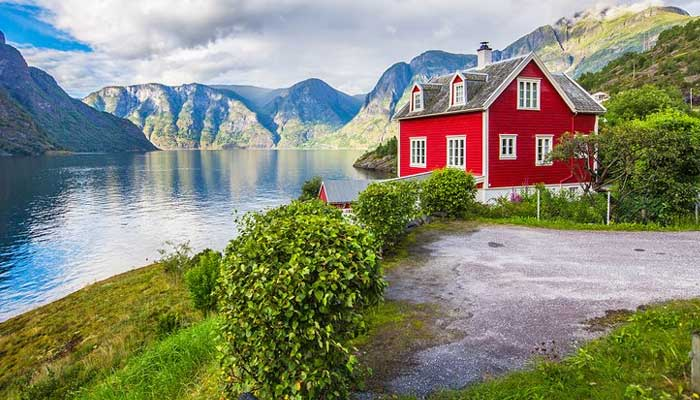 healthy country- Norway