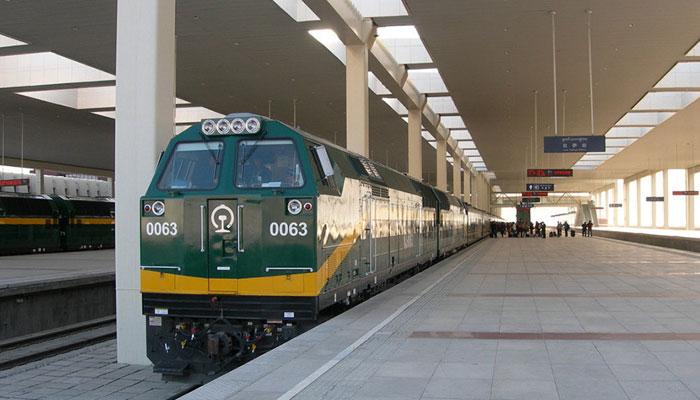 longest train journey