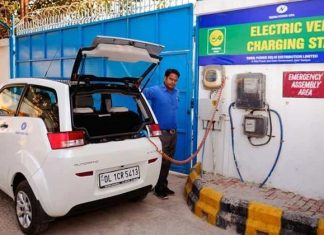 electric vehicles in delhi Odd even