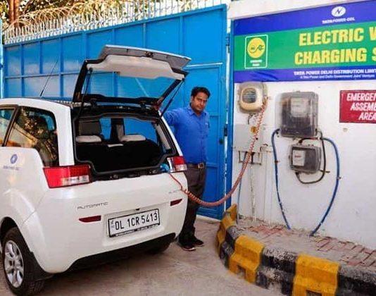 electric vehicles in delhi Odd even