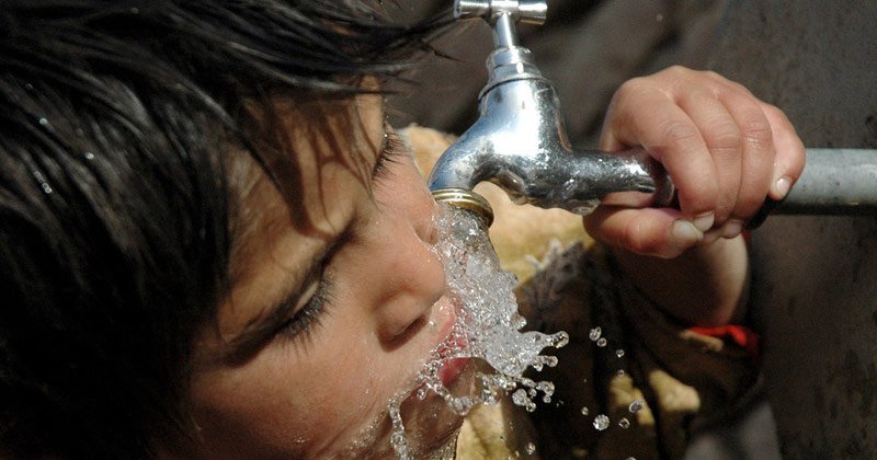 tap water not safe in India, Delhi's Tap Water Is Most Unsafe