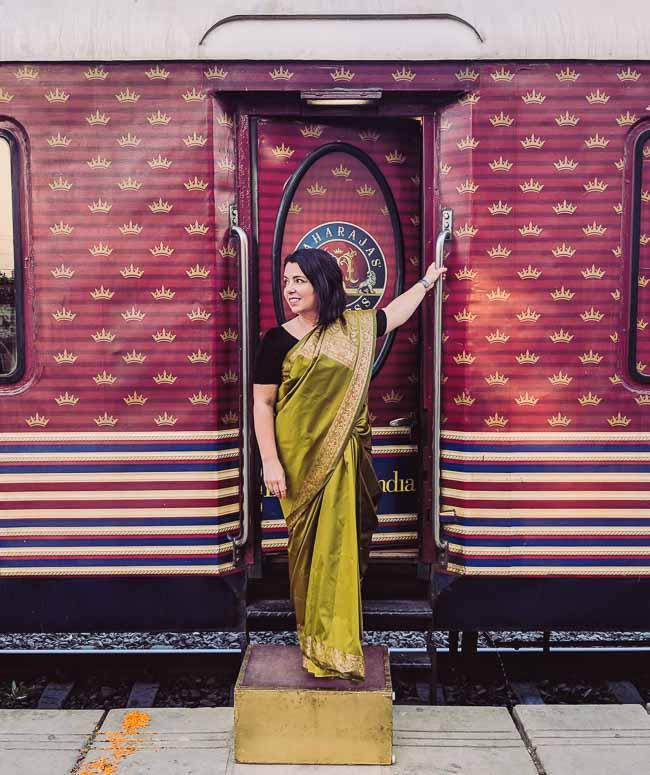 Indian train journey