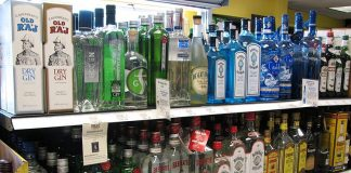 125 liquor shops shut in Delhi