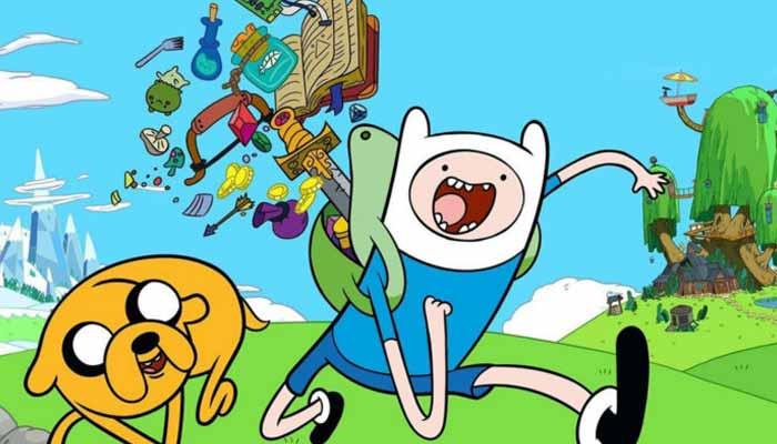 ADVENTURE TIME Best-Animated Series on Netflix
