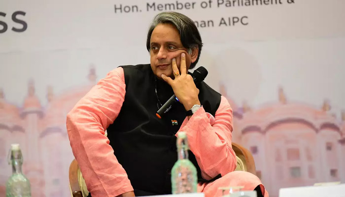 Arrest warrant against Shashi Tharoor