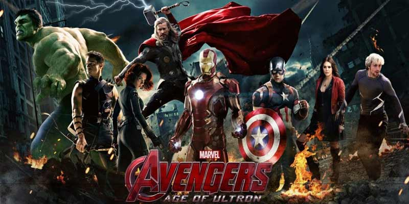 Avengers Age of Ultron, highest grossing movies of all time