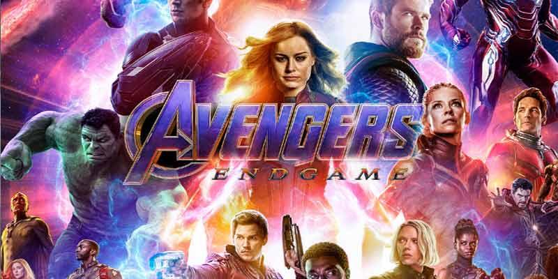 Avengers Endgame Highest Grossing Movie