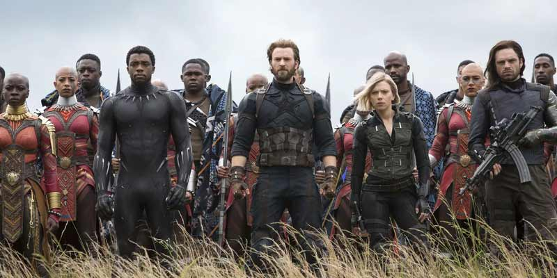 Avengers Infinity War, highest earning movies