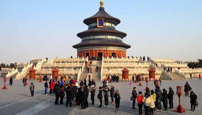 Beijing, China ten largest cities in the world by population