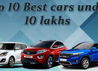 Best cars under 10 lakhs