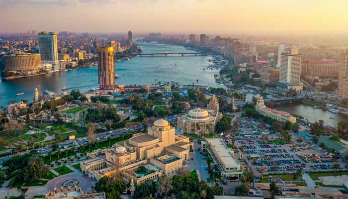 Cairo, Egypt ten largest cities in the world by population