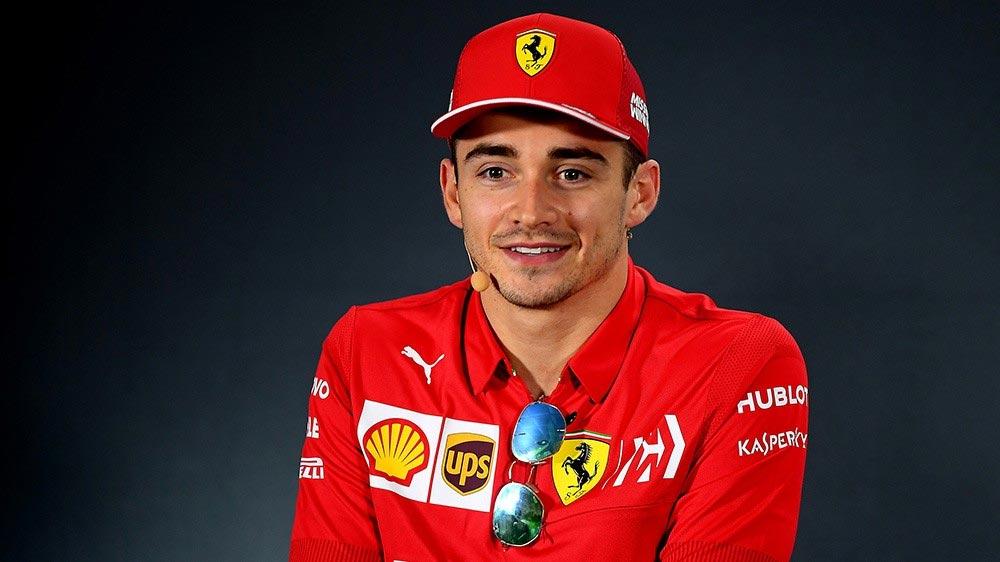 Charles Leclerc Ferrari deal