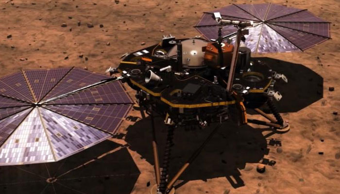 China send its own rover to mars