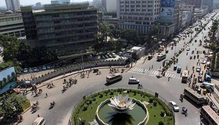 Dhaka, Bangladesh ten largest cities in the world by population