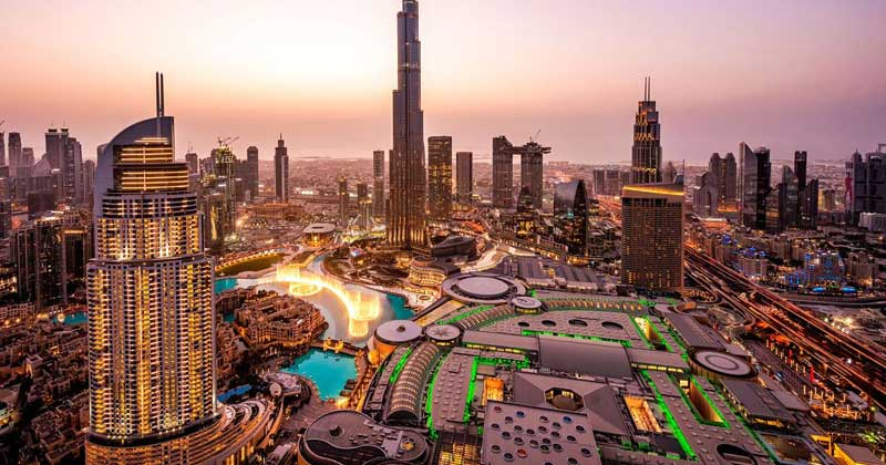 Dubai infrastructure