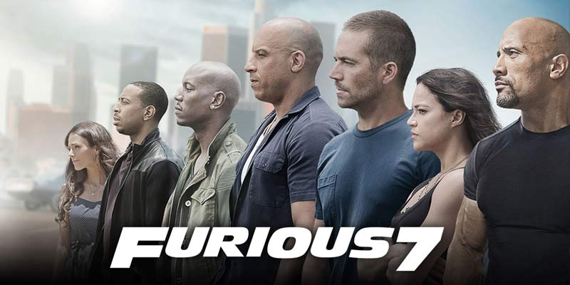 Fast and Furious 7, Highest Grossing Movies of all time