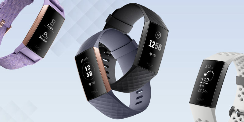Fitbit Charge 3, 10 Best Fitness Trackers In 2020