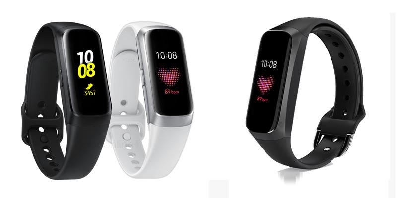 Galaxy Fit Fitness Tracker