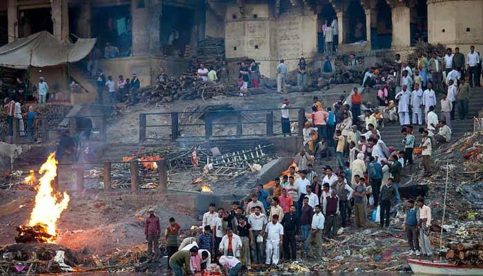Hindu Cremation (India)