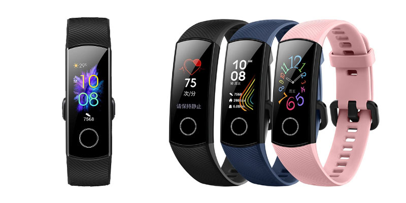Honor Band 5, Top Fitness Trackers