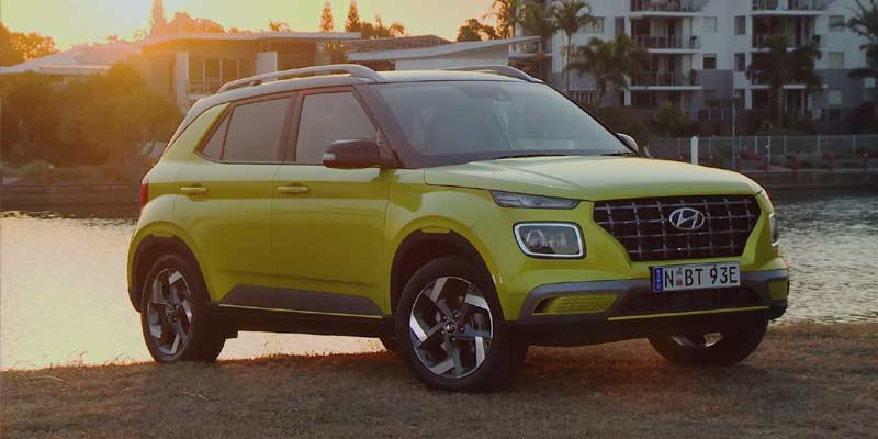 Hyundai Venue, best car under 10 lakhs india 2019