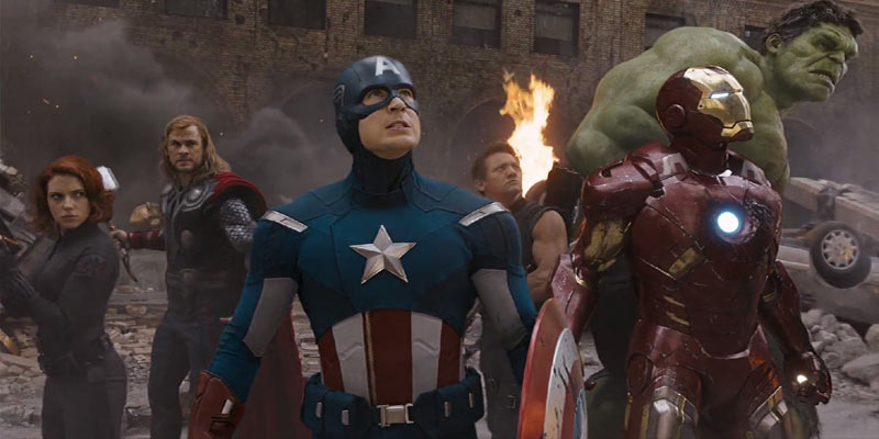 Marvel The Avengers, Highest Grossing Movies Ever