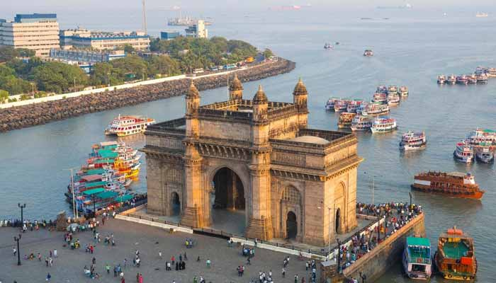 Mumbai, India ten largest cities in the world by population