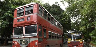Mumbai's double decker buses
