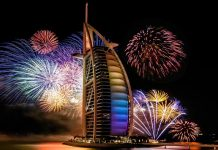 new year eve celebration in dubai