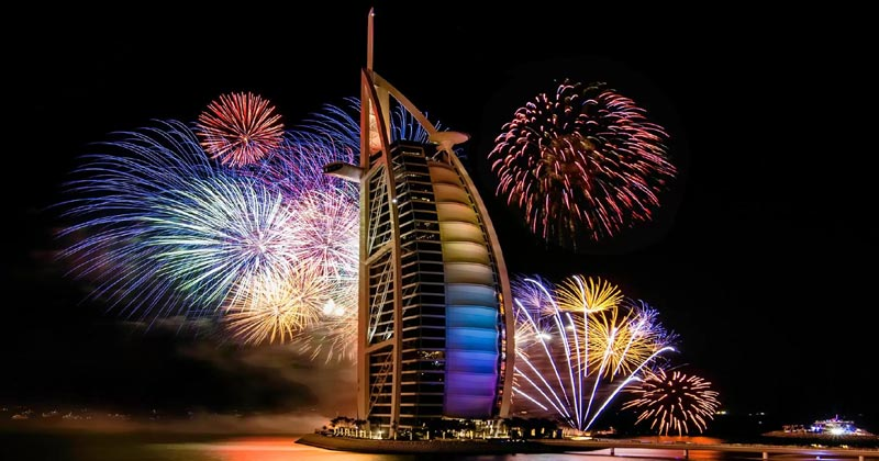 new year eve celebration in dubai
