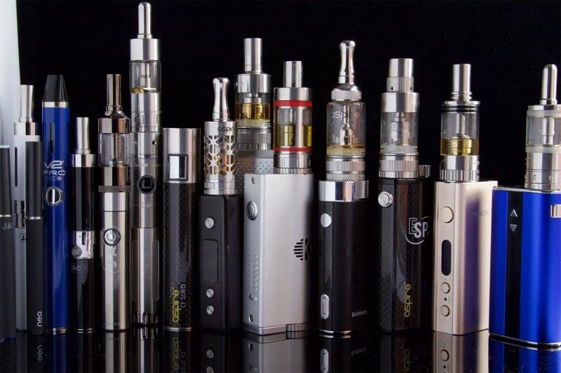 No More E-Cigarettes In India