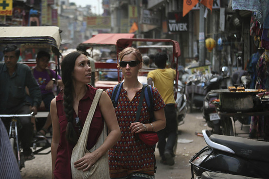 are foreign tourists avoiding India