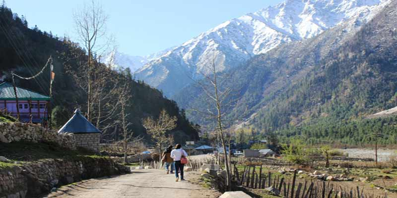 Rakcham Himachal Places to visit
