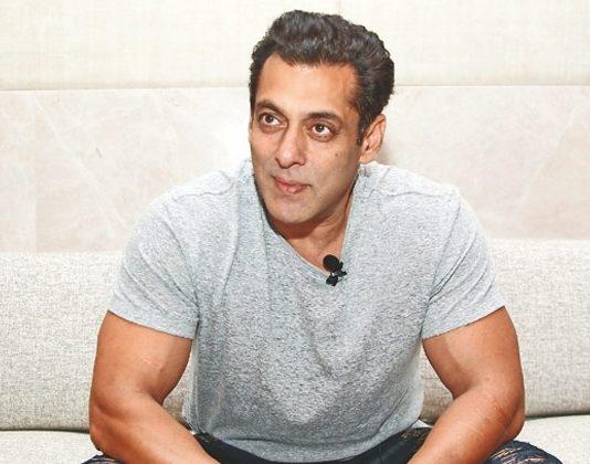 Salman khan's favorite cricketer