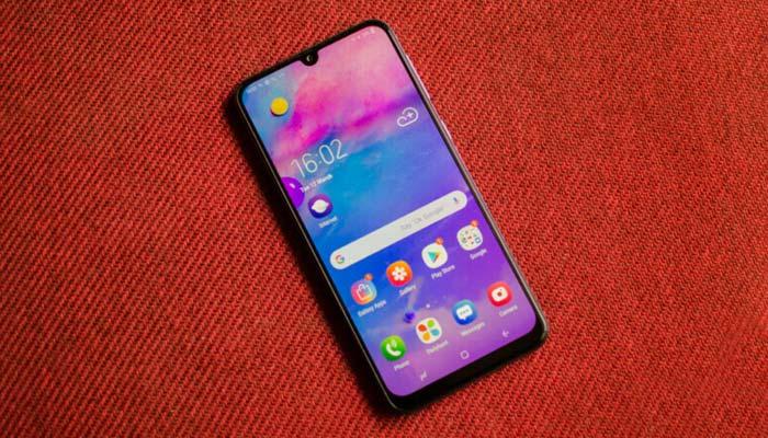 Samasung Galaxy M30 price