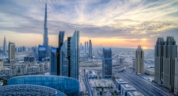 2020 for Dubai