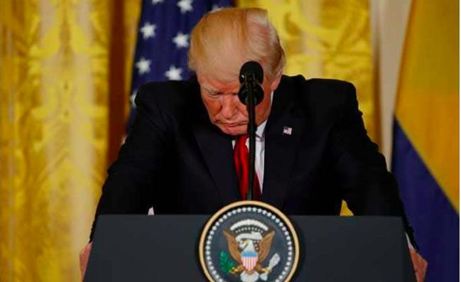 Donald Trump's impeachment